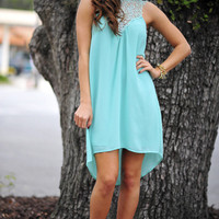 She&#x27;s Oh So Popular Dress: Spearmint | Hope&#x27;s
