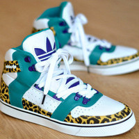 Candyspell  Adidas Jeremy Scott Bones