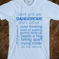 Silent Girls
