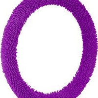 Bell 22-1-53304-1 Shaggy Purple Steering Wheel Cover : Amazon.com : Automotive
