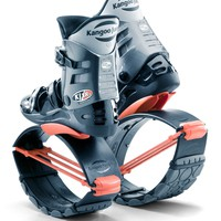 Kangoo Jumps KJ TSXR3 Black and Orange size medium - women's 7, 8, 9 - men's 6, 7, 8