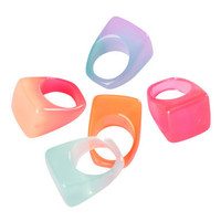 5-pack Rings - from H&M