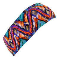 Bold Tribal Print Headwrap | FOREVER 21 - 1000042970
