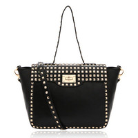 Rock Rivet Shoulder Bag from Hallomall