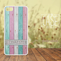 Personalized case for iPhone 5 and iPhone 4 / 4s - Plastic iPhone case - Rubber iPhone case - Name iPhone case - CB002