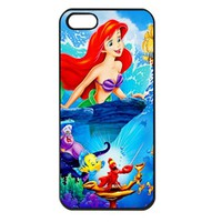 Beautiful Ariel The Little Mermaid apple Iphone 4/4s case