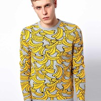 ASOS Banana Jumper