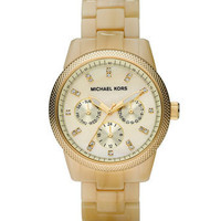 Michael Kors Horn Jet Set Watch - Michael Kors