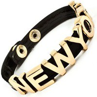 Pink Amore  New York Bracelet