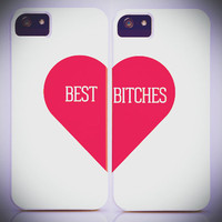 Best Bitches iPhone Pair by RexLambo | Society6
