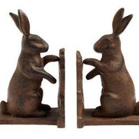 Hoppy Ending Bookends