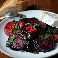 "French ""Peasant"" Beets recipe from Food52"
