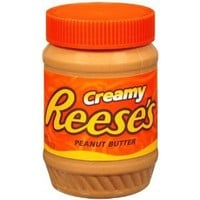 Reese's Peanut Butter, Creamy, 18 oz (Pack of 6): Amazon.com: Grocery & Gourmet Food