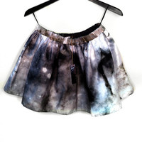 CN2 Carina Nebula Hubble Space Skirt