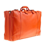 Lugano leather suitcase