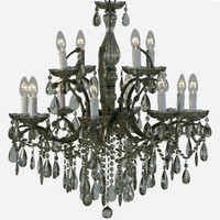 Ballroom Chandelier|Chandeliers|Lighting|French Bedroom Company