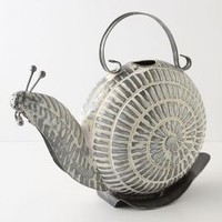 Snail Pail Watering Can - Anthropologie.com
