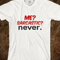 M - Sarcastic - Kryptonite