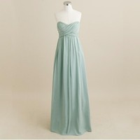 Taryn Long Chiffon - J.Crew