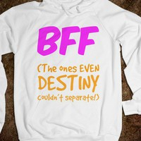 BFF - The Ones that Even Destiny couldn't Separate  - Connected Universe