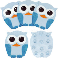 BABY OWL TUB TREADS