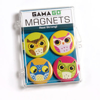 OWL MAGNET SET