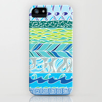 White Water iPhone Case by Catherine Holcombe