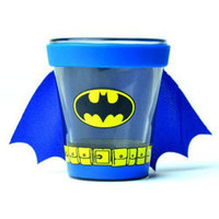 Batman Caped Shot