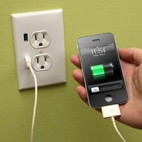 U-Socket USB Wallplug FastMac