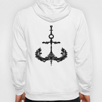 Anchored in the Light... Hoody by Lisa Argyropoulos | Society6