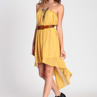 Bright Thoughts Strapless Dress - $34.50 : ThreadSence, Women's Indie & Bohemian Clothing, Dresses, & Accessories