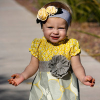 Jane Adelaide Original Dress & Headband