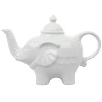 White Elephant Teapot. Shop more Kitchen and Dining at Liberty.co.uk
