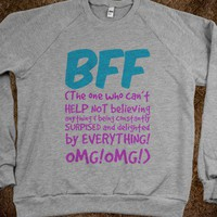 BFF - The One Who Can't Help It - OMG! OMG! - Connected Universe
