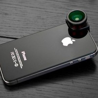Fisheye Lens For iPhone 4 / 4S