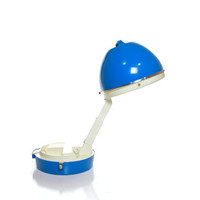 blue vintage bonnet hair dryer