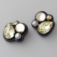 Marc by Marc Jacobs Gemma Earrings | SHOPBOP