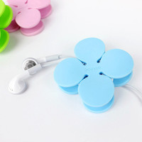 INFMETRY:: Lucky Clover Earphone Winder - Phone Accessories - Electronics