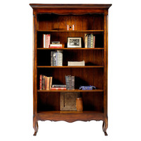 One Kings Lane - A Sophisticated Mix - Luberon Open Bookcase