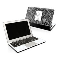 Composition Notebook MacBook Skin