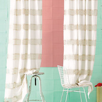 Crochet Spliced Curtain