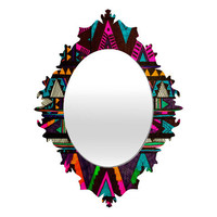 DENY Designs Home Accessories | Kris Tate Huipil 1 Baroque Mirror