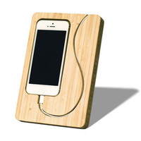 Chisel iPhone 5 Dock | Unique and Fun Gifts from Areaware, bkr, Pombos, Playsam and more at Erie Drive