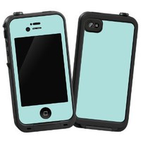 "Mint ""Protective Decal Skin"" for LifeProof iPhone 4/4s Case"