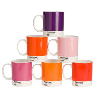 Pantone Bone China Mug Set - A+R Store