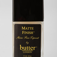 butter LONDON Matte Top Coat Nail Polish