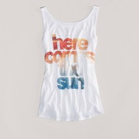AE Photo Graphic Tank | American Eagle Outfitters
