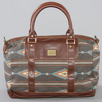 The Rockport Weekender Bag : Obey : Karmaloop.com - Global Concrete Culture