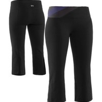 Under Armour Women's Perfect Shape Kick Back Capri - Dick's Sporting Goods