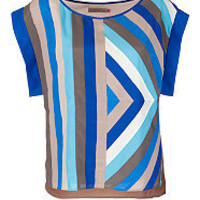 Retro To Go: Limited Cut-About T-Shirt From New Look